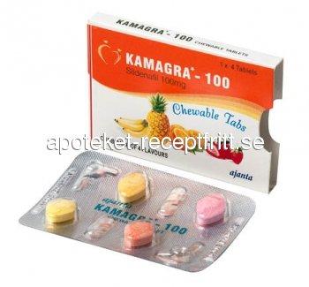 Köp Kamagra Flavored Receptfritt
